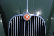 1959 Jaguar Xk150 Dhc 5d23300 Print by Wingsdomain Art and Photography