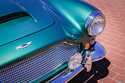 1960 Photos - 1960 Aston Martin DB4 Series II Grille by Jill Reger
