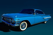 1960 Photos - 1960 Chevrolet Impala by Tim McCullough