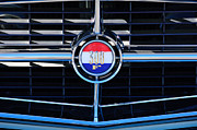 1960 Photos - 1960 Chrysler 300 Grille Emblem by Jill Reger
