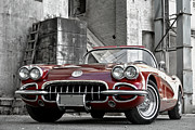 Stephen Winchester - 1960 Little Red Corvette...