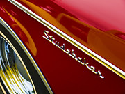 1960 Photos - 1960 Studebaker Hawk by Carol Leigh