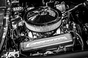 Generation Photos - 1960s Corvette 327 350HP Engine by Paul Velgos