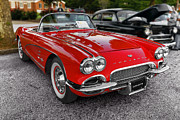 Ken Lane - 1961 Chevrolet Corvette...