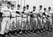 San Francisco Giants Photo Prints - 1961 San Francisco Giants Print by Underwood Archives