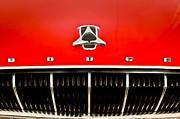 1962 Dodge Polara 500 Emblem Print by Jill Reger