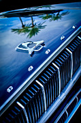 500 Photos - 1962 Dodge Polara 500 Grille - Hood Emblem by Jill Reger