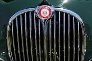 Jags Framed Prints - 1962 Jaguar Mark II 5D23328 Framed Print by Wingsdomain Art and Photography