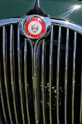 1962 Jaguar Mark II 5d23329 Print by Wingsdomain Art and Photography