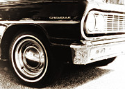 Chevelle Posters - 1964 Chevelle Poster by Bill Cannon