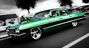 Custom Chev Photos - 1964 Chevrolet Impala by Phil