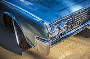 Cruiser Photo Posters - 1964 Lincoln Continental Convertible  Poster by Rich Franco