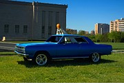 Cruiser Photos - 1965 Chevelle Malibu by Tim McCullough