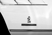 1965 Photos - 1965 Ferrari 275GTS Emblem by Jill Reger