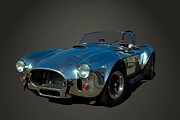 Csx Framed Prints - 1965 Shelby Cobra CSX 4238 Series 4000 Framed Print by Tim McCullough