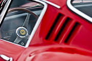 Car Photos Prints - 1966 Ferrari 275 GTB Print by Jill Reger