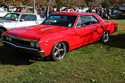 1967 Chevy Chevelle Ss Photos - 1967 Chevrolet Chevelle SS Hotrod 5D26460 by Wingsdomain Art and Photography