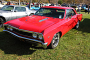 1967 Chevy Chevelle Ss Photos - 1967 Chevrolet Chevelle SS Hotrod 5D26461 by Wingsdomain Art and Photography