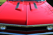 1967 Chevy Chevelle Ss Photos - 1967 Chevrolet Chevelle SS Hotrod 5D26467 by Wingsdomain Art and Photography