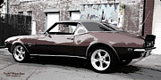 1968 Camaro Photos - 1968 Camaro Super Sport by Randall Thomas Stone