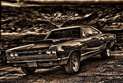 1969 Photos - 1969 Dodge Super Bee by Tim McCullough