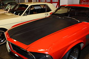 1969 Photos - 1969 Ford Mustang Boss 302 5D25665 by Wingsdomain Art and Photography