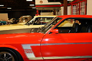 1969 Photos - 1969 Ford Mustang Boss 302 5D25667 by Wingsdomain Art and Photography