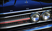 1970 Torino Cobra Framed Prints - 1969 Ford Torino GT Framed Print by Gordon Dean II