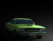 1969 Photos - 1969 Plymouth GTX by Tim McCullough