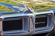 1969 Pontiac Firebird 400 Grille Print by Jill Reger