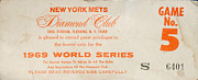 Melinda Saminski - 1969 World Series...