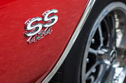 1970 Photos - 1970 Chevrolet Chevelle SS 454 Emblem by Jill Reger