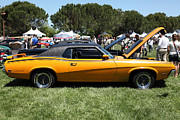 Mercury Hot Rod Photos - 1970 Mercury Cougar Eliminator Boss 302 5D23036 by Wingsdomain Art and Photography