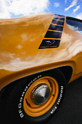 Sport Photography Originals - 1971 Plymouth Road Runner by Gordon Dean II