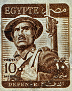 Bill Owen - 1972 Egyptian Soldier...