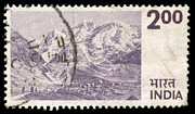 Charles  Dutch - 1975 Indian Postage...