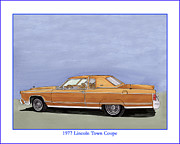 Jack Pumphrey - 1977 Lincoln Town Coupe