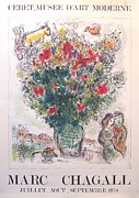Marc Chagall - 1978 Original French...