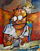 Charlie Spear - 1st Mornin Cuppa SOLD