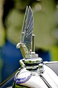 Jill Reger - 1934 Voisin C-25 Aerodyne Hood Ornament