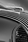 1936 Photos - 1936 Pontiac Hood Ornament by Jill Reger