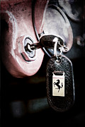 500 Photos - 1956 Ferrari 500 TR Testa Rossa Key Ring by Jill Reger