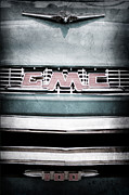 1956 Gmc 100 Deluxe Edition Pickup Truck Print by Jill Reger