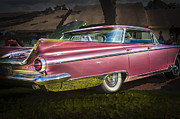 Custom Automobile Posters - 1959 Buick Electra 225  Poster by Rich Franco