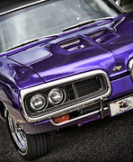 Superbee Prints - 1970 Dodge Coronet Super Bee Print by Gordon Dean II