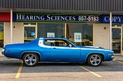 Automotive Photos - 1974 Plymouth Roadrunner by Steve Harrington