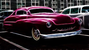 1949 Merc Framed Prints - 50 Merc  Framed Print by Steve McKinzie