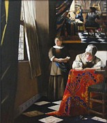 Alan Berkman - A Tribute to Vermeer