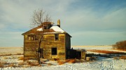 Abandoned Houses Photos - Abandoned House by Jeff  Swan