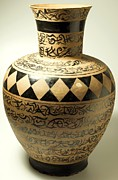 Vase Ceramics - Ancient Knowledge by Jason Galles